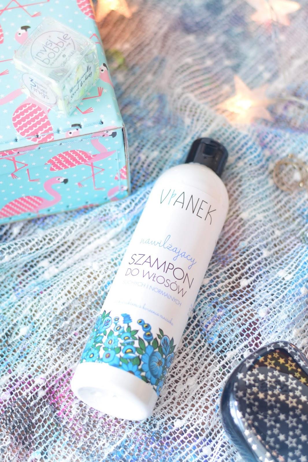 Vianek, Szampon nawilżający | Świetny szampon do codziennego stosowania!