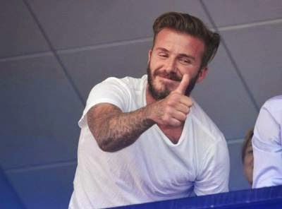 Beckham joins Kane call for England