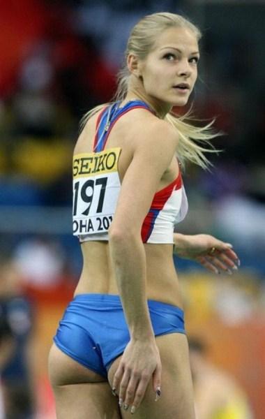 Female Sprinters Nude