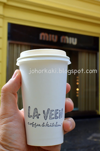 La-Veen-Perth- Menu-Review