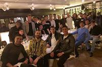 صورة: اجتماع غير رسمي للاعبي ريال مدريد