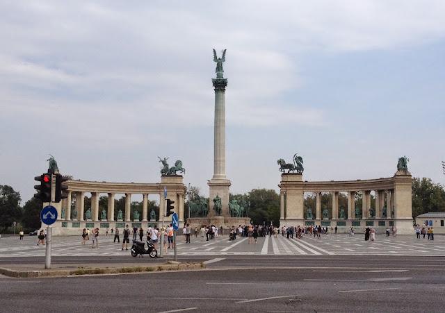 Monumento del Milenio Hungría
