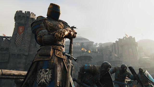 الإعلان عن تجربة مجانية للعبة For Honor إبتداء من الأسبوع المقبل