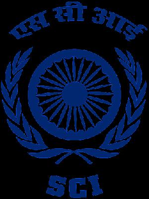 SCI Recruitment shipindia.com Walk In Interview