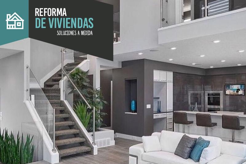 Reforma integral de viviendas en Córdoba