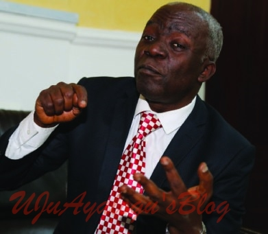 Suspend NNPC GMD, Baru Indefinitely, While Investigate Him In line With Anti Corruption Policy– Falana SAN