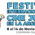 15ª edición del Festival Internacional de Cine Judío en la Argentina