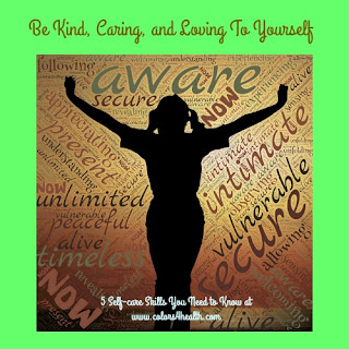Tips and Ideas for Self-care at Colors 4 Health
