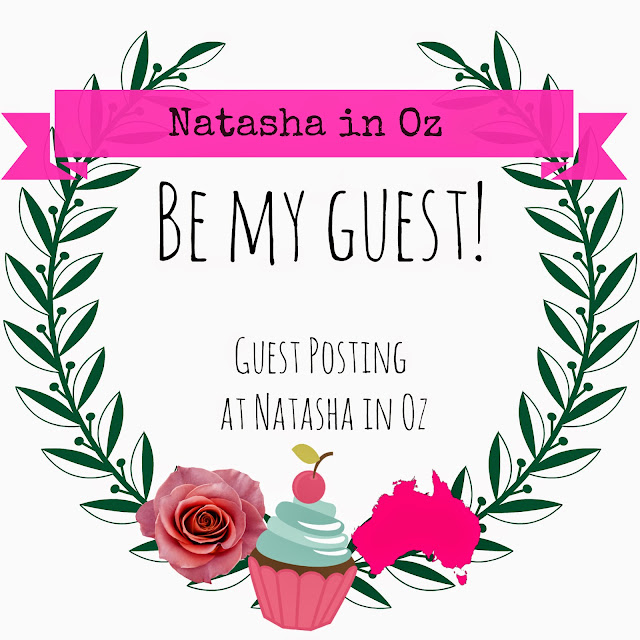 Invite to Guest Post at Natasha in Oz