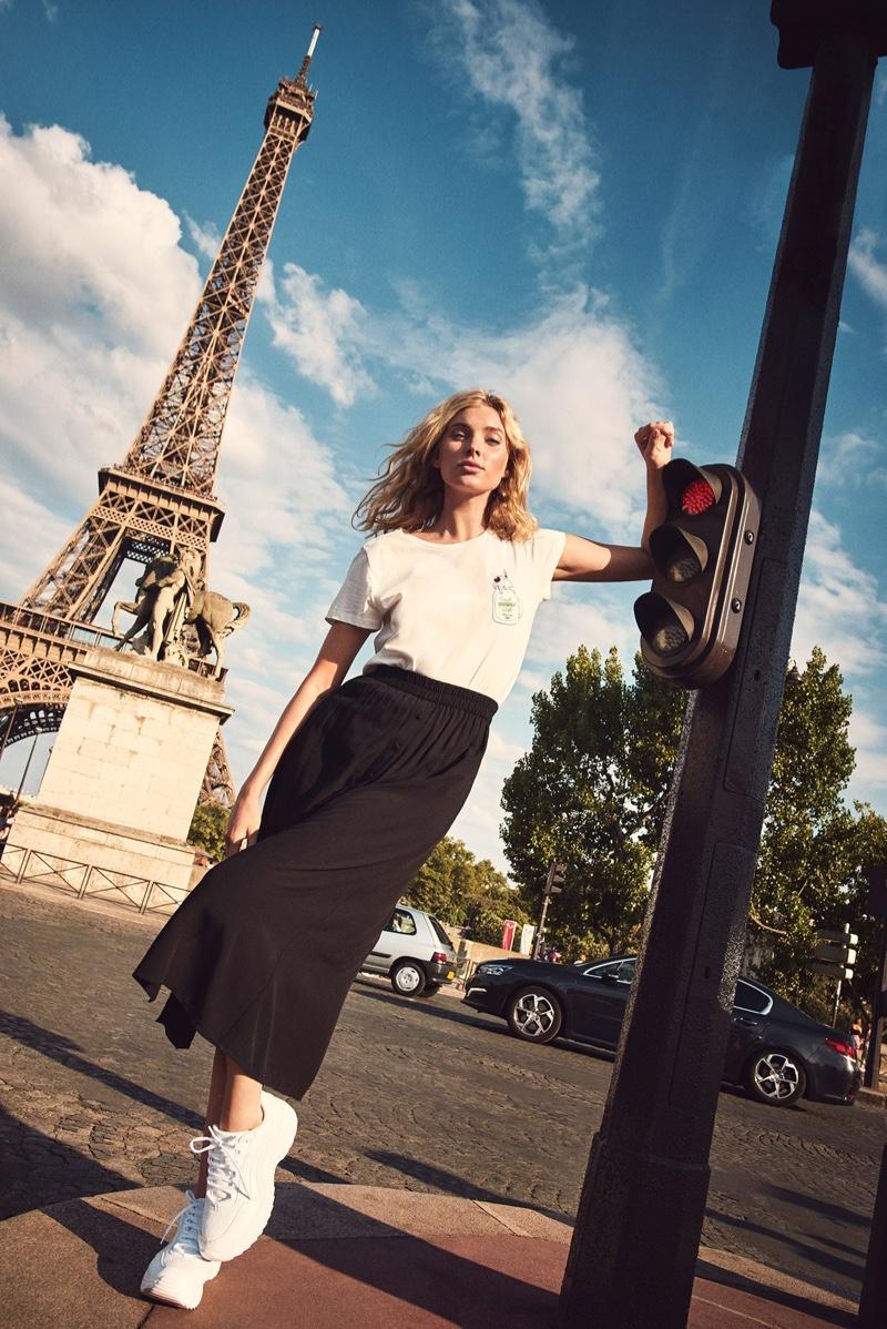 Elsa Hosk for Vero Moda Spring/Summer 2019 Campaign