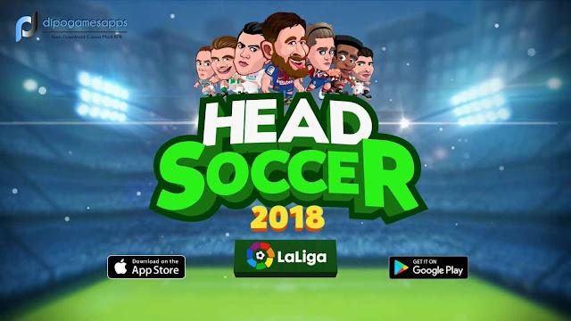 Head Soccer La Liga 2018 APK Images
