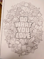 do what you love hoarder mess shopping sports activity relax rewind inspirational quotes DollarTree