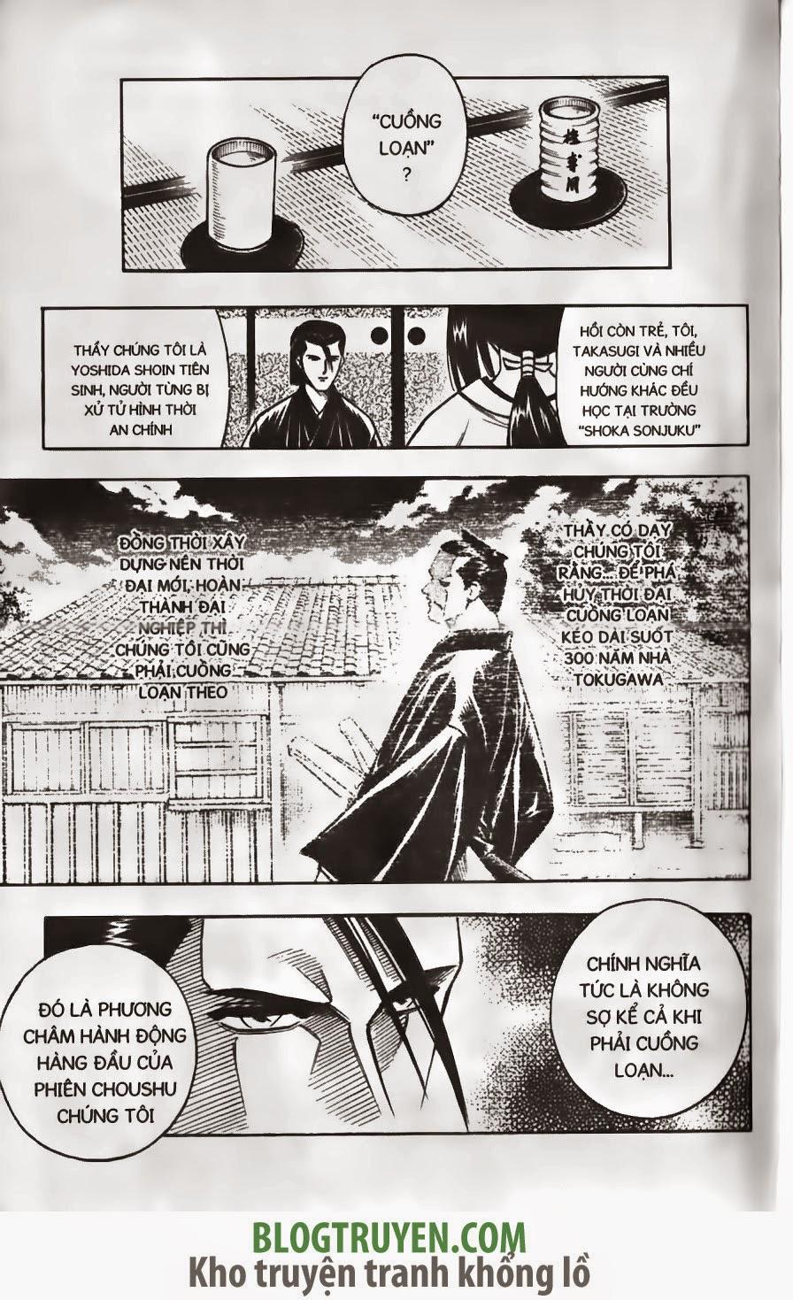 Rurouni Kenshin chap 169 trang 10