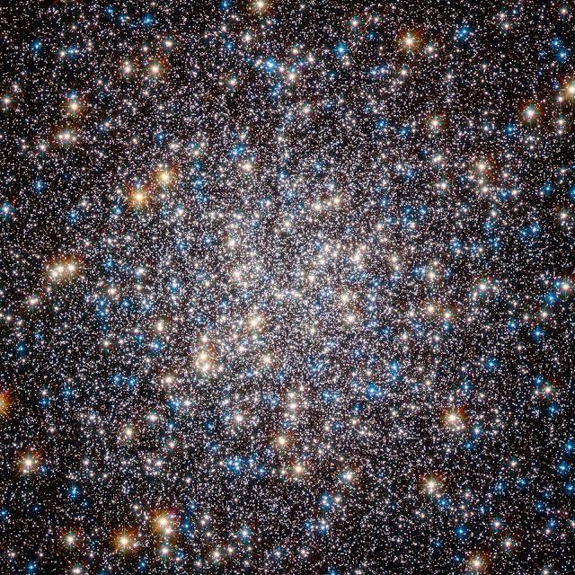 Hercules globular cluster Messier 13