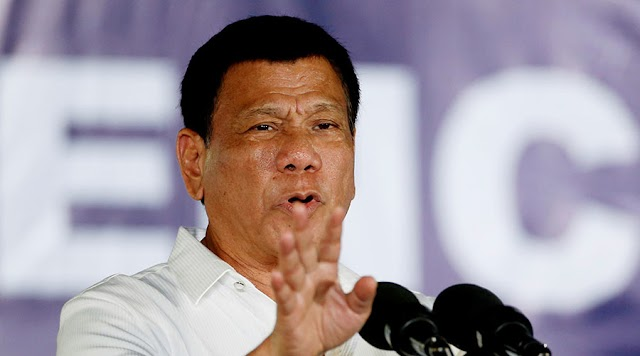 Philippines' Duterte Speaks On US Envoy's 'Destabilization Blueprint' Says 'They Are All Spies'