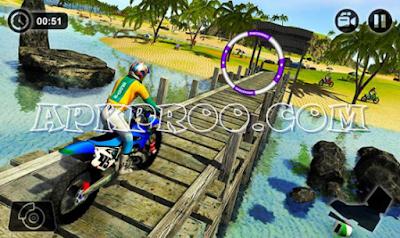 Download Beach Water Surfer Bike Racing Mod Apk Terbaru For Android