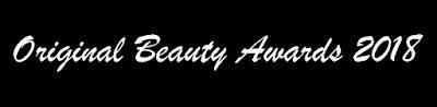 Original Beauty Awards 2018 - Catégorie Cheveux