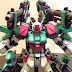 Custom Build: MG 1/100 Buster Gundam