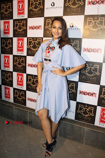 Actress Sonakshi Sinha at the Song Launch of Film Noor  0046.JPG