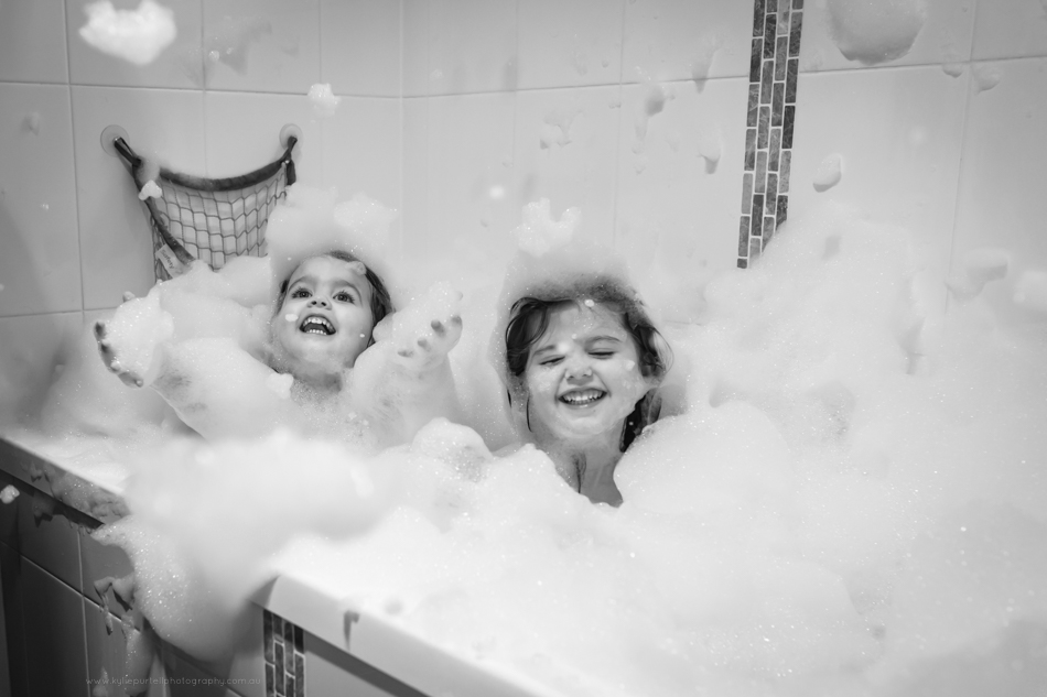 bubbles, family photography, sydney portrait photography