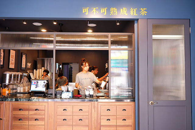 DSC00981 - 熱血採訪│超人氣KEBUKE可不可熟成紅茶逢甲店新開幕,網美文青拍照飲料店