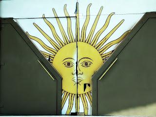 Entrada do Museo Área Fundacional, Cidade de Mendoza