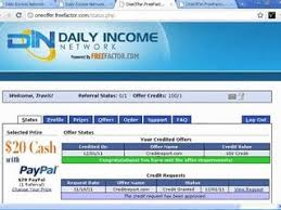 Daily Income Network