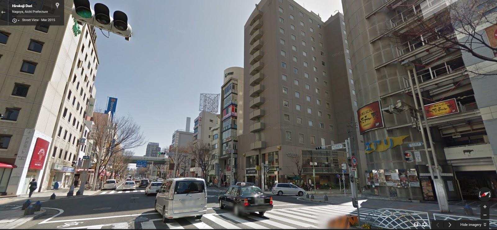 親子自由行: [日本] 名古屋 Best Western Hotel Nagoya