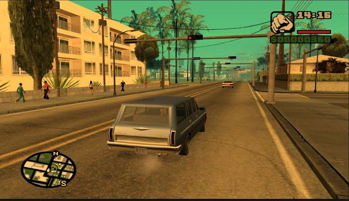 Grand Theft Auto: San Andreas (U) PS2 ISO