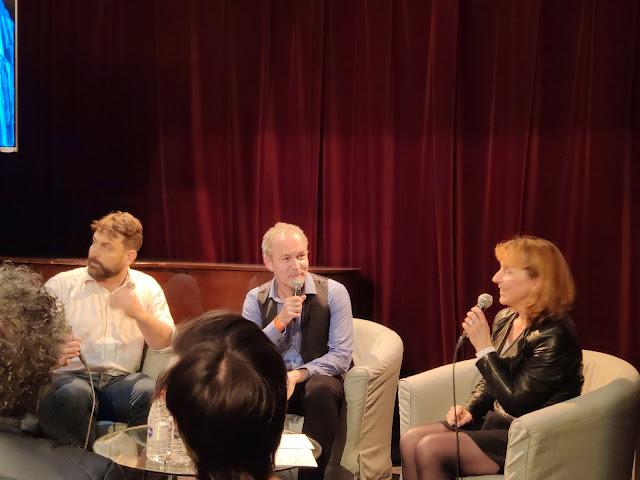 Conférence de presse Angoulême 2019 de Zep et D.Bertail- Paris 2119, Rue de sèvres 3