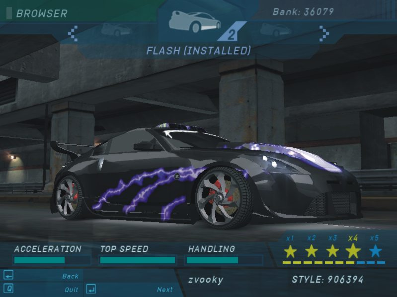 Download Need For Speed Underground PC Game | 243MB