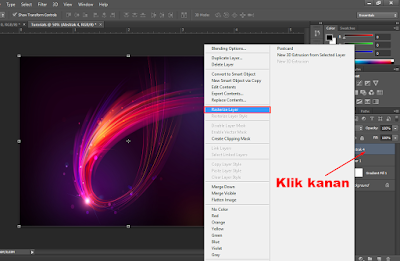 Tutorial Membuat Splatter Effect Dengan Photoshop 38