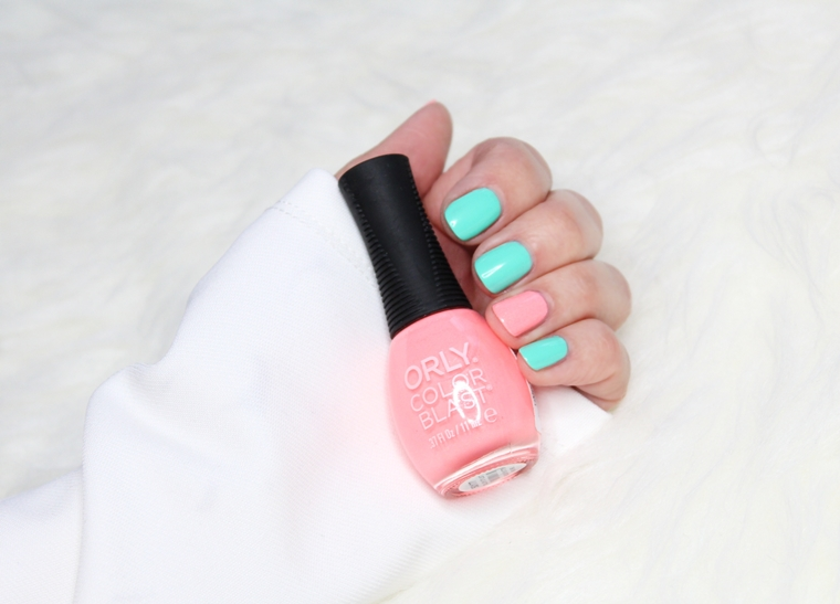 Orly Color Blast LA Style Melrose Spring 2016 2