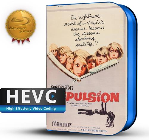 Repulsion  (1965) 1080P HEVC-8Bits BDRip Castellano-Ingles(Subt.Esp)(Terror)