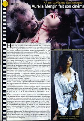 Festival MEME PAS PEUR 2014 dans 7 Magazine