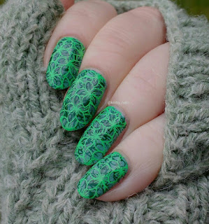Esmaltes da Kelly Bruce and DRK Magic Garden