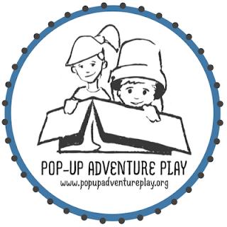 Pop Up Adventure Play seal