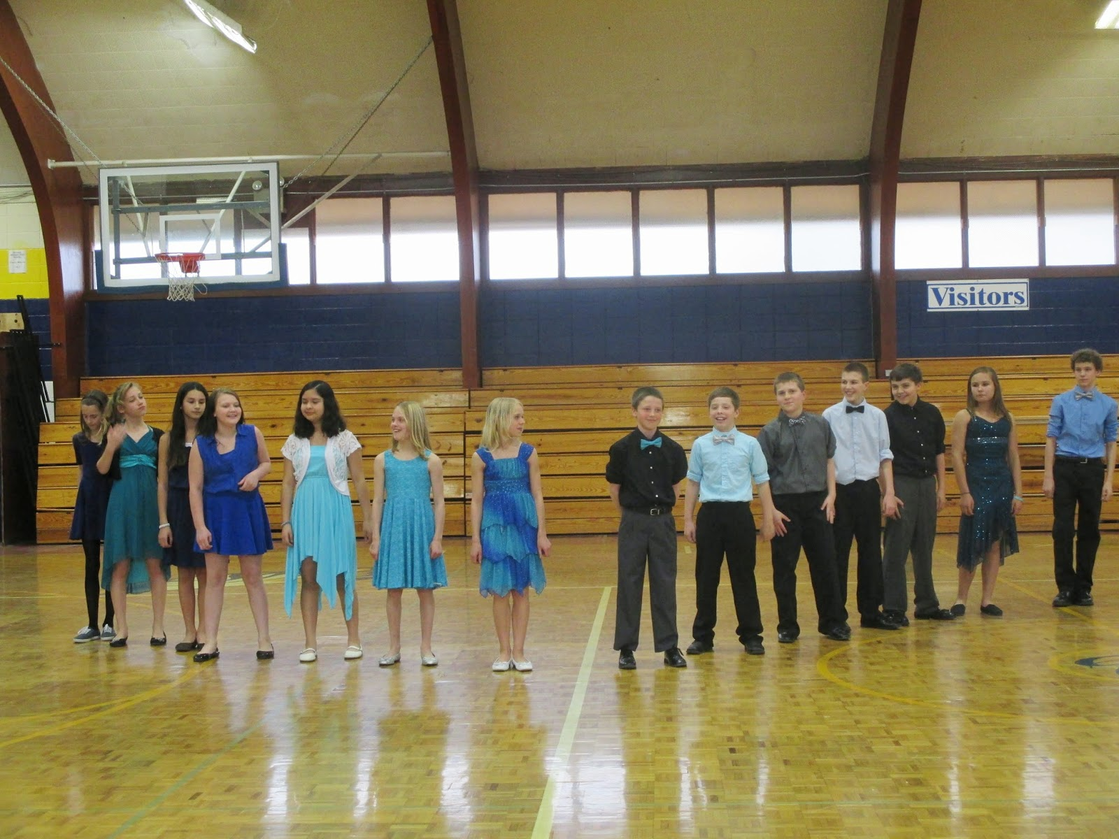 6th Graders Perform In Dance Showcase