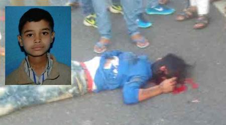 भोपाल में बेकाबू BRTS ने 17 साल के युवक को मार डाला
