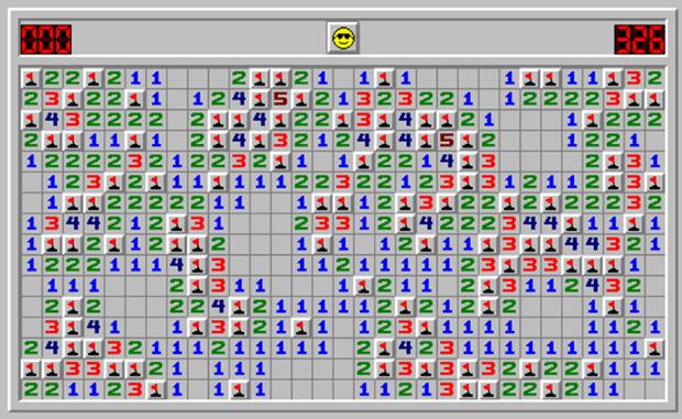 Cara Main Minesweeper Game Menjengkelkan Yang Paling Susah