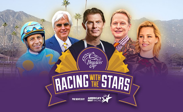 The 2016 Breeders' Cup wants you to enter to win one of four fantastic, custom VIP vacations to this years event and they're even throwing in $1000 to place your wagers!