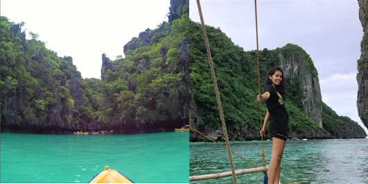 Travel 2017: Exploring El Nido, Palawan for the First Time