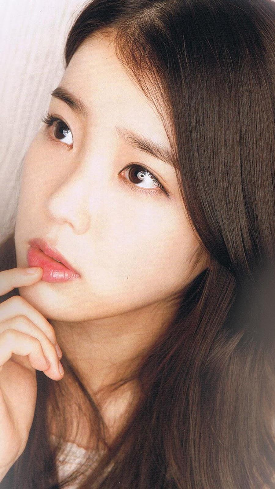 Iphone 7 Wallpaper Kpop Iu Girl Music Cute Hd Wallpapers 9to5wallpapers