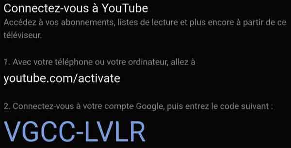 Youtube activate : Associer et activer son compte Youtube sur sa SmartTV Youtube-activate