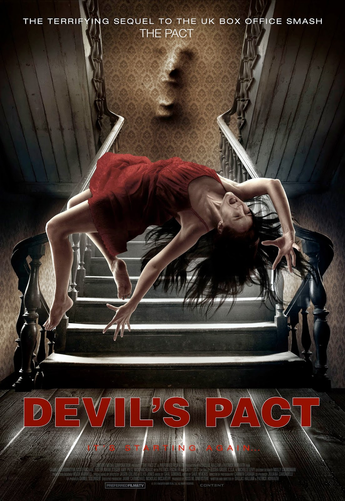 Devil's Pact Official Poster