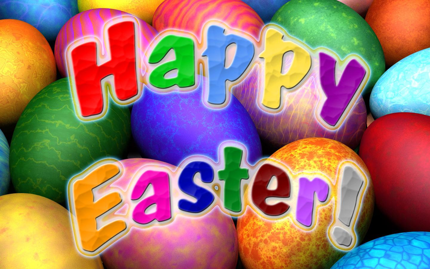 chirstmas: easter wallpapers