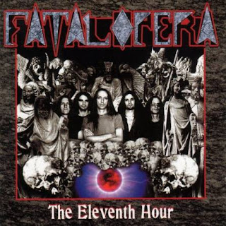"Fatal Opera - ""Devil Monkeys"" from the album ""The Eleventh Hour"""