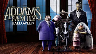A Família Addams: Halloween primeiro trailer do Filme