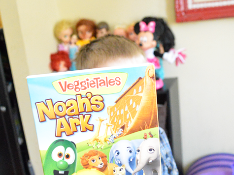 A Very Veggie Giveaway: Win Veggie Tales Noah's Ark on DVD! CLOSED