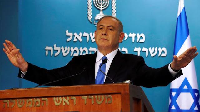 Fiscalía israelí ordena investigación penal contra Netanyahu